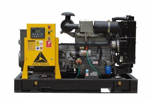 Дизельный генератор АД-50-Т400 Арктика