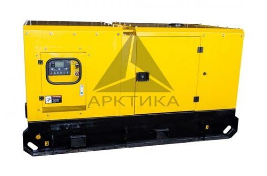 Дизельный генератор Арктика АД-20-Т400 в кожухе