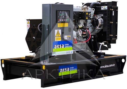 Дизельный генератор Aksa APD25A с АВР