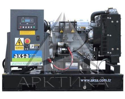 Дизельный генератор Aksa APD40A с АВР