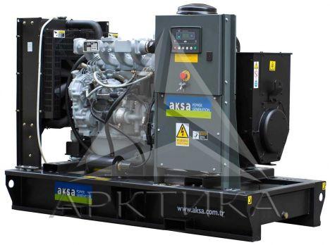 Дизельный генератор Aksa APD50A с АВР