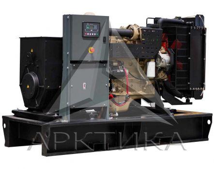 Дизельный генератор Aksa APD125A с АВР