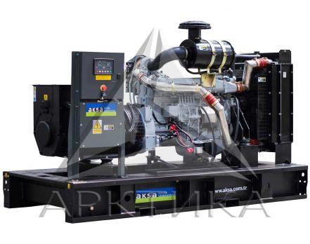 Дизельный генератор Aksa APD250A с АВР