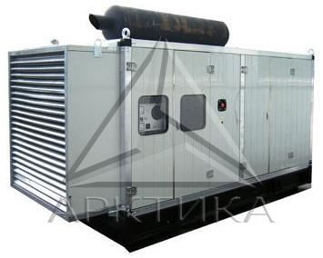 Дизельный генератор Вепрь АДС 200-Т400 РК в кожухе с АВР