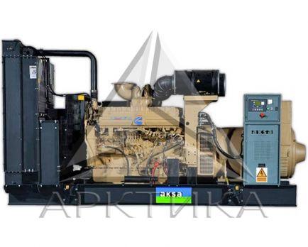 Дизельный генератор Aksa AC-1100 с АВР