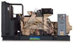 Дизельный генератор Aksa AC-1675 с АВР