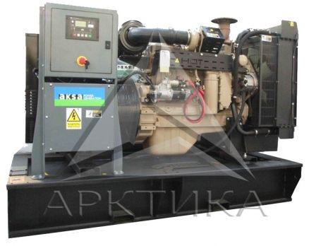 Дизельный генератор Aksa AC-150 с АВР
