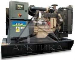 Дизельный генератор Aksa AC-200 с АВР