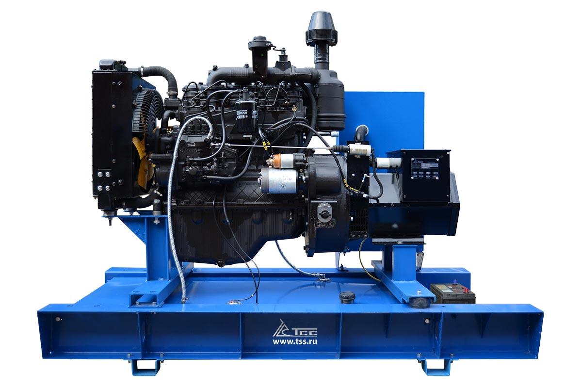 Дизельный генератор ТСС АД-30С-Т400-1РМ1