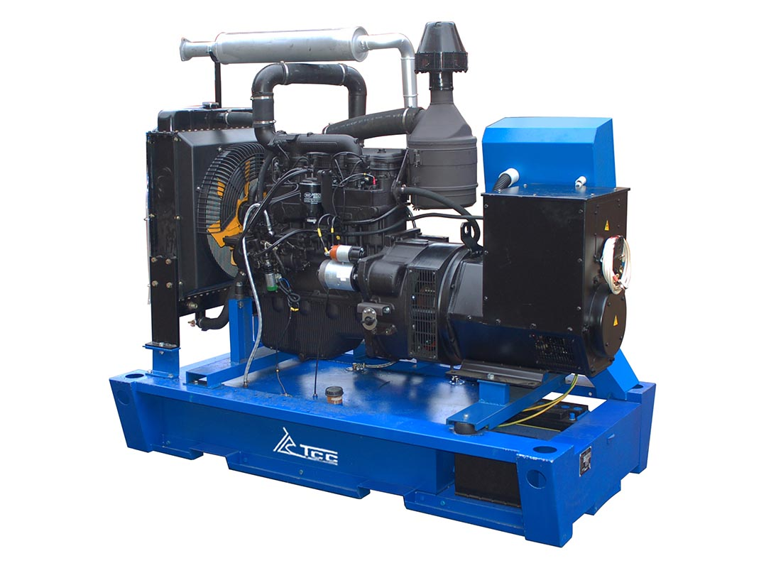Дизельный генератор ТСС АД-60С-Т400-1РМ1