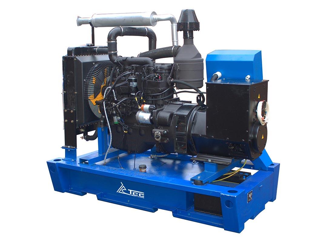 Дизельный генератор ТСС АД-50С-Т400-1РМ1