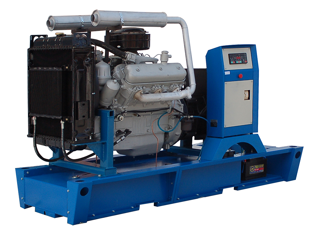 Дизельный генератор ТСС АД-60С-Т400-1РМ2 Marelli