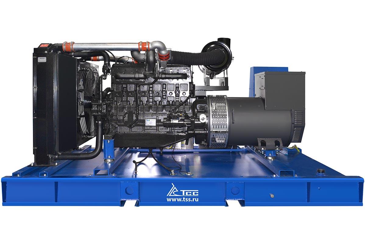 Дизельный генератор ТСС АД-250С-Т400-1РМ17 (Mecc Alte)