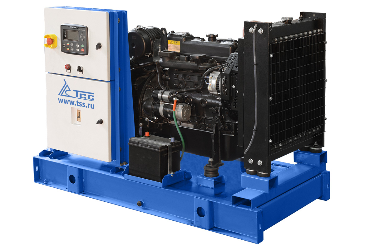 Дизельный генератор ТСС АД-18С-Т400-1РМ5