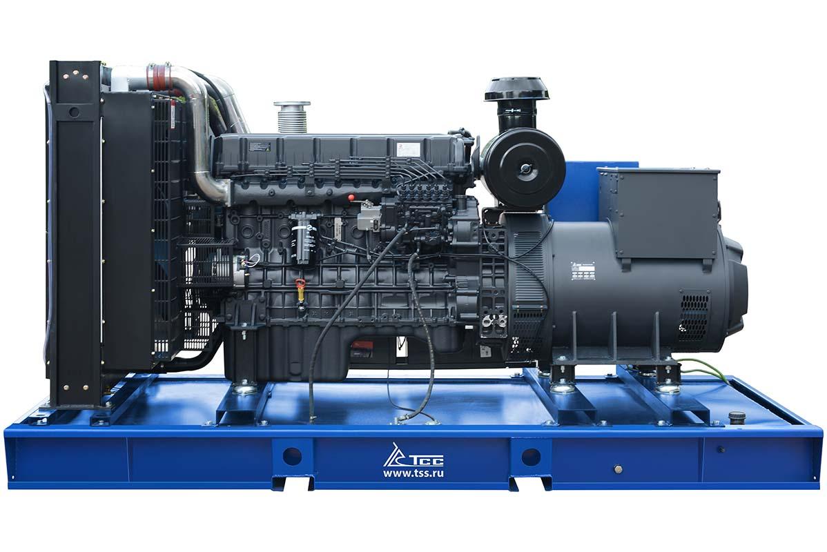 Дизельный генератор 300 кВт в кожухе ТСС АД-300С-Т400-1РКМ5