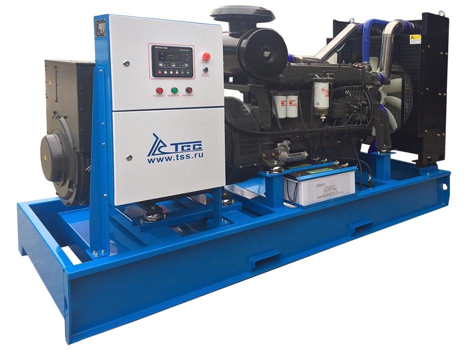Дизельный генератор ТСС АД-360С-Т400-2РНМ5
