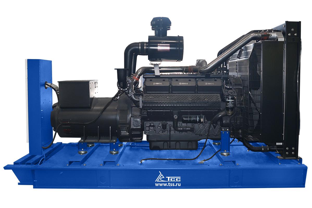 Дизельный генератор ТСС ЭД-360-Т400-1РКМ5
