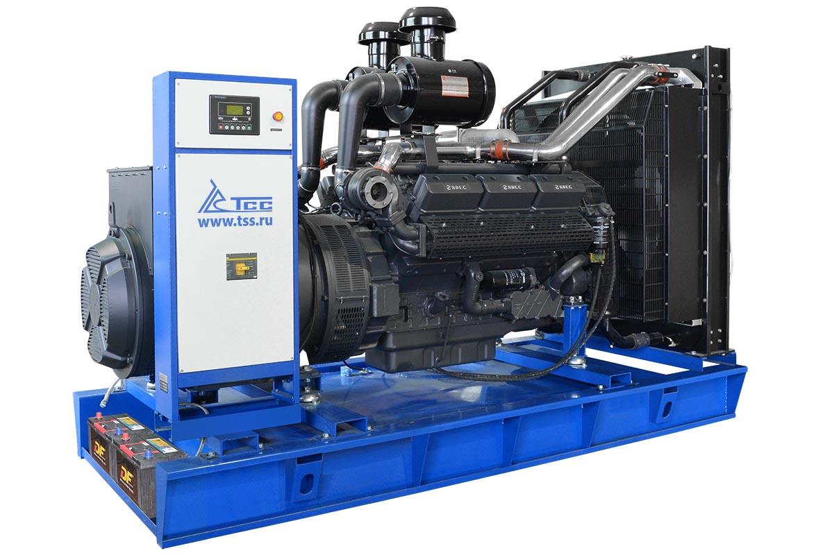 Дизельный генератор ТСС АД-450С-Т400-2РМ5
