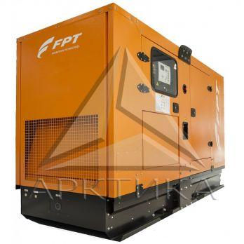 Дизельный генератор FPT GS NEF120 n с АВР