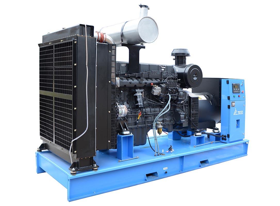 Дизель генератор с автозапуском 250 кВт ТСС АД-250С-Т400-2РМ5