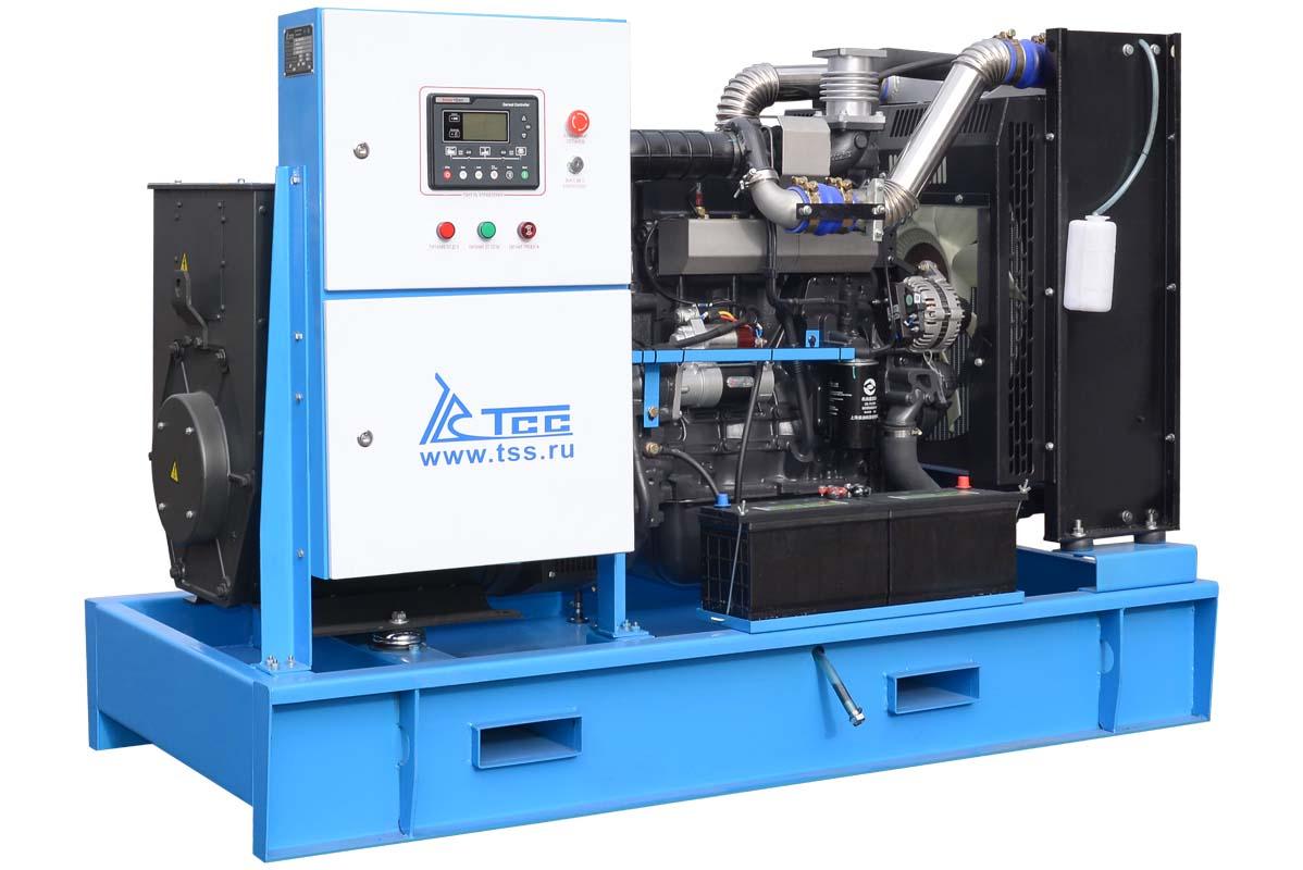 Дизельный генератор ТСС АД-60С-Т400-1РМ5