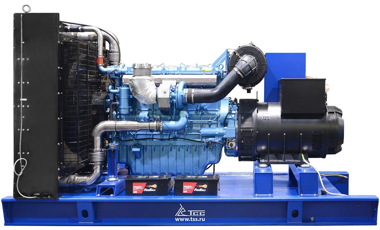 Дизельный генератор ТСС АД-500С-Т400-1РМ9