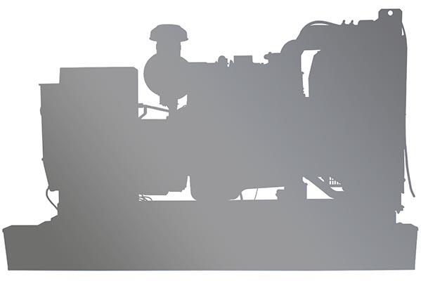 Дизельный генератор ТСС АД-590С-Т400-1РМ8