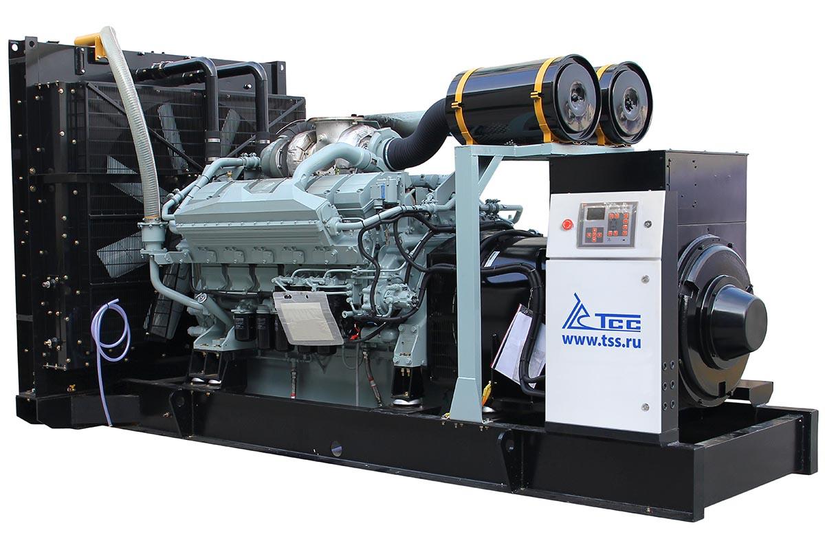 Дизельный генератор ТСС АД-1120С-Т400-1РМ8