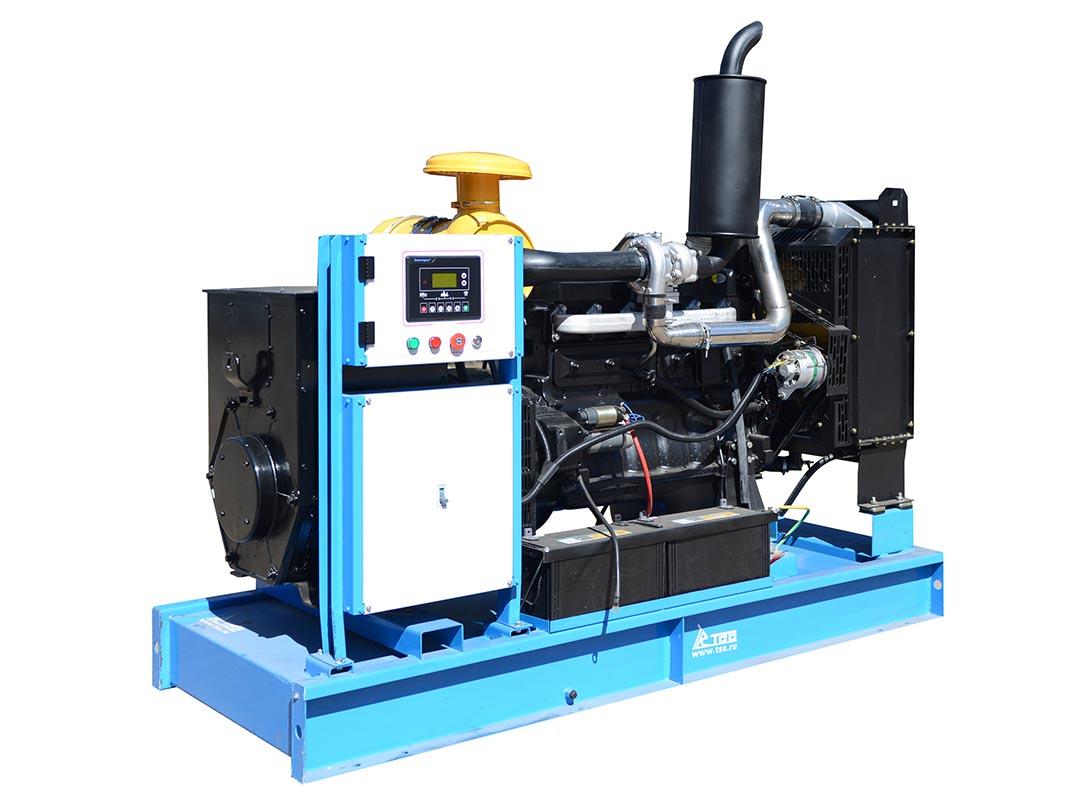 Дизельный генератор ТСС АД-100С-Т400 с АВР