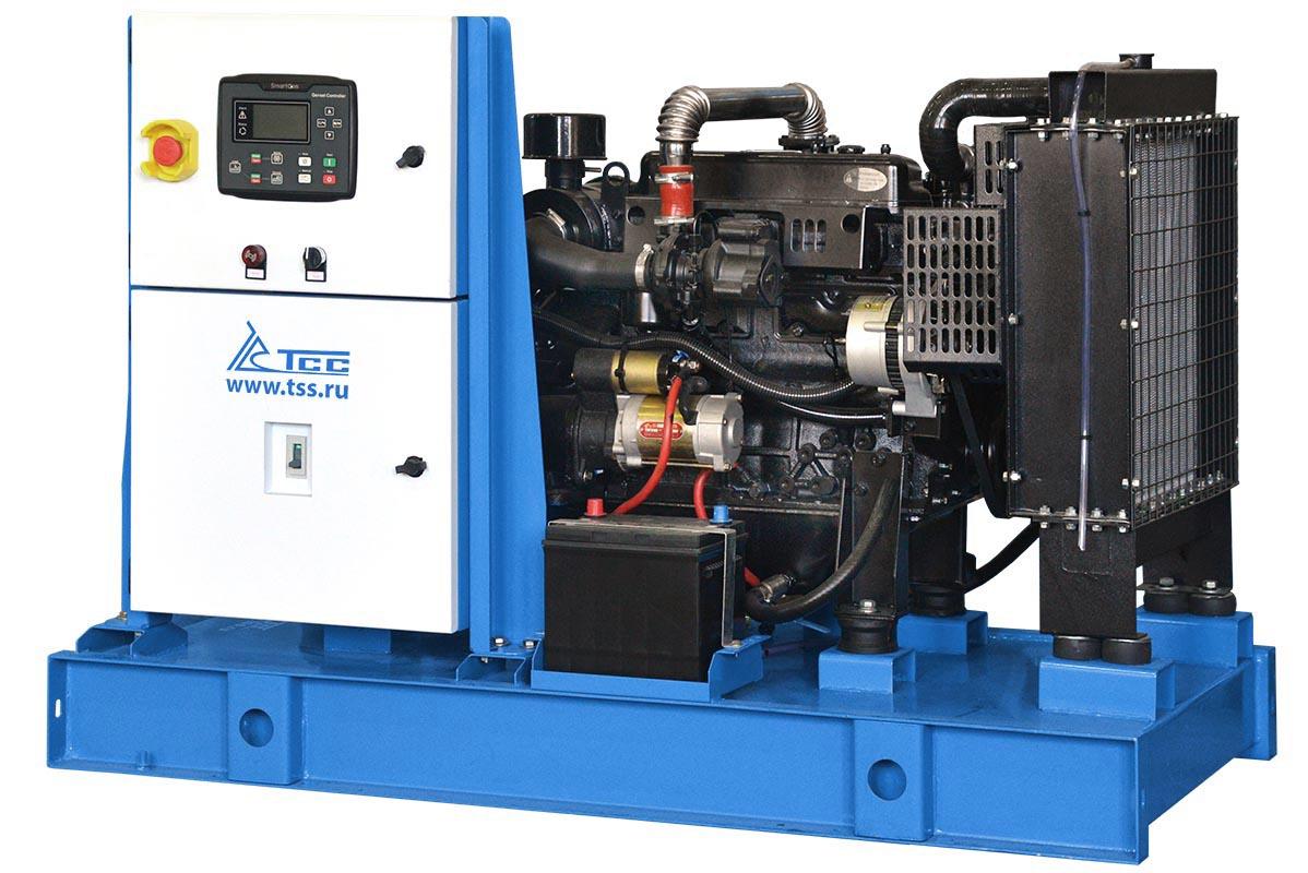 Дизельный генератор ТСС АД-12С-230 с АВР