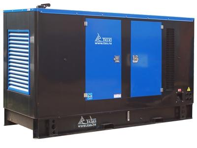 Дизельный генератор ТСС АД-150С-Т400 в шумозащитном кожухе