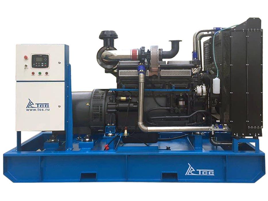 Дизельный генератор ТСС АД-200С-Т400