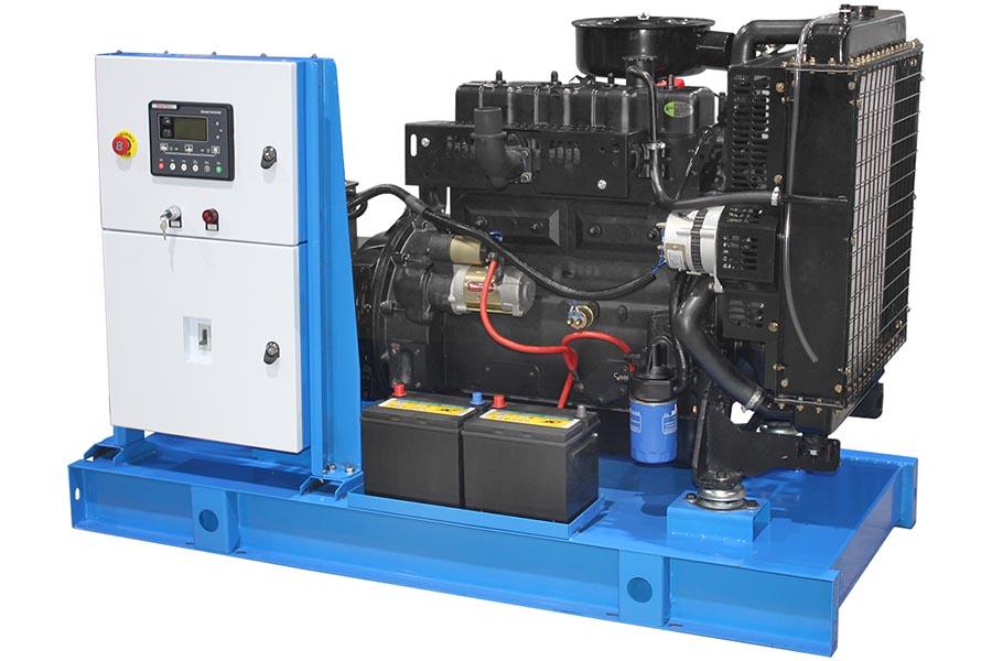 Дизельный генератор ТСС АД-30С-Т400