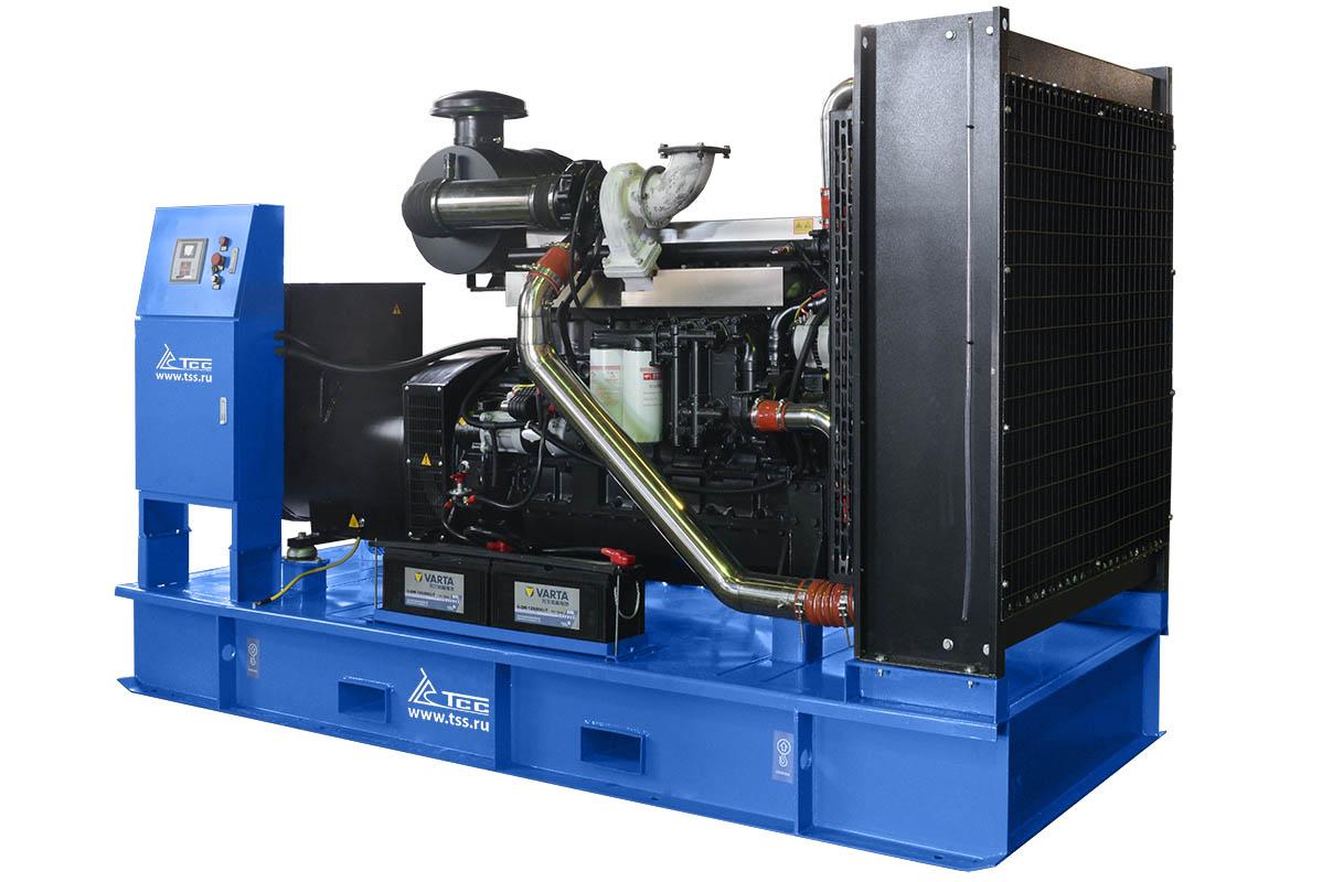 Дизельный генератор ТСС АД-400С-Т400 с АВР
