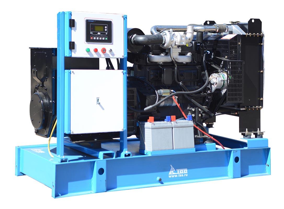 Дизельный генератор ТСС АД-60С-Т400 с АВР