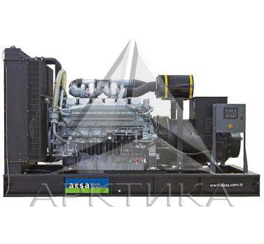 Дизельный генератор Aksa APD1100M