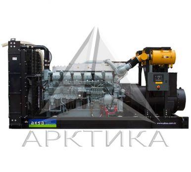 Дизельный генератор Aksa APD1425M с АВР