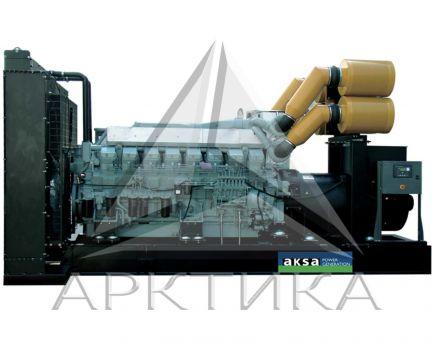 Дизельный генератор Aksa APD1915M с АВР