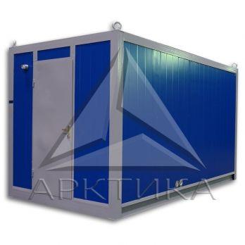 Дизельный генератор SDMO T 22K в блок-контейнере ПБК 3 с АВР