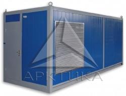 Дизельный генератор SDMO T1400 в контейнере с АВР