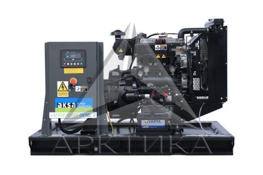 Дизельный генератор Aksa AP 22 с АВР