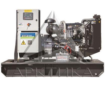 Дизельный генератор Aksa AP 50 с АВР