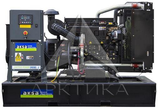 Дизельный генератор Aksa AP 150 с АВР