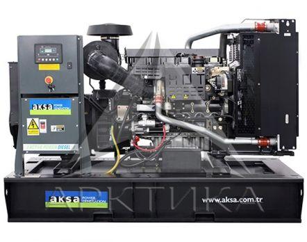 Дизельный генератор Aksa AP 200 с АВР