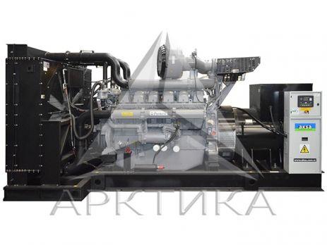 Дизельный генератор Aksa AP 1650 с АВР