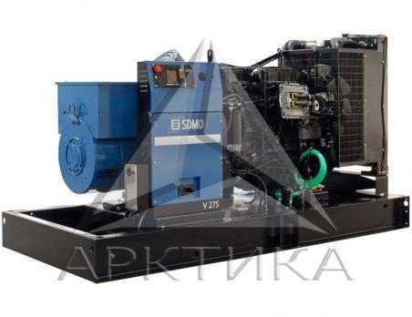 Дизельный генератор SDMO V 275C2 с АВР