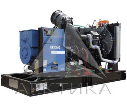 Дизельный генератор SDMO V350C2 с АВР