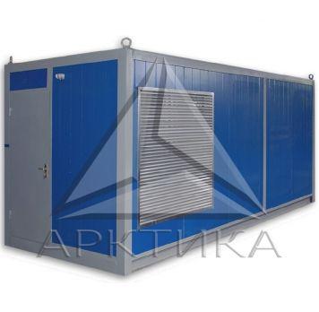 Дизельный генератор Aksa AVP-450 в контейнере с АВР