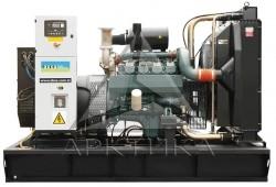 Дизельный генератор Aksa AVP-505