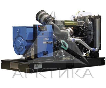 Дизельный генератор SDMO V440C2 с АВР